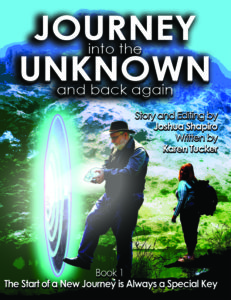 Front Cover of Journey into the Unknown and Back Again